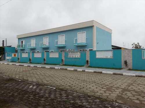 Sobrado, código 314701 em Mongaguá, bairro Balneário Flórida Mirim