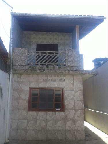 Sobrado, código 315001 em Mongaguá, bairro Agenor de Campos