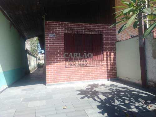 Casa, código 312901 em Mongaguá, bairro Itaóca