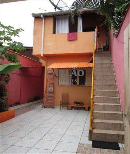 Sobrado, código 311501 em Mongaguá, bairro Itaóca