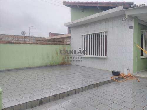 Casa, código 328201 em Mongaguá, bairro Itaóca