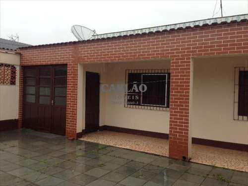 Casa, código 318301 em Mongaguá, bairro Balneário Itaóca