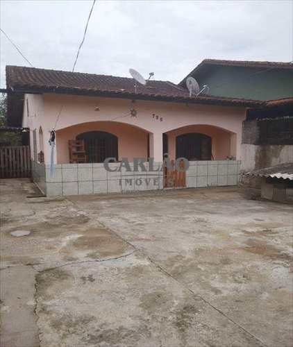 Casa, código 309701 em Mongaguá, bairro Jussara