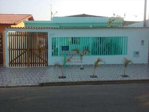 Casa, código 308801 em Mongaguá, bairro Jardim Leonor