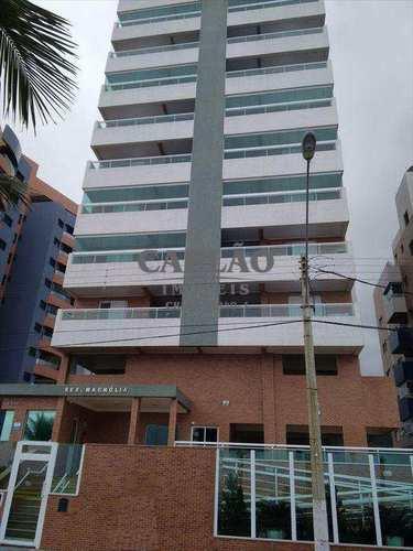 Apartamento, código 303301 em Mongaguá, bairro Centro