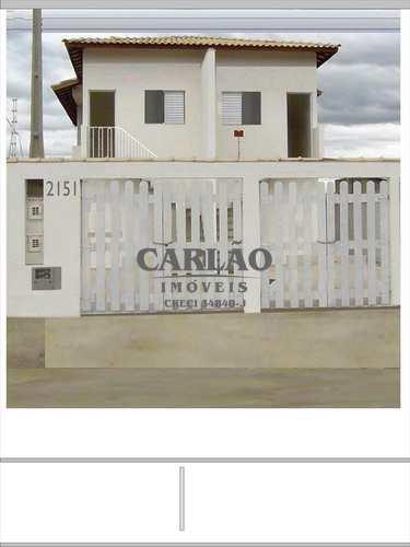 Casa, código 302001 em Itanhaém, bairro Jardim Magalhães