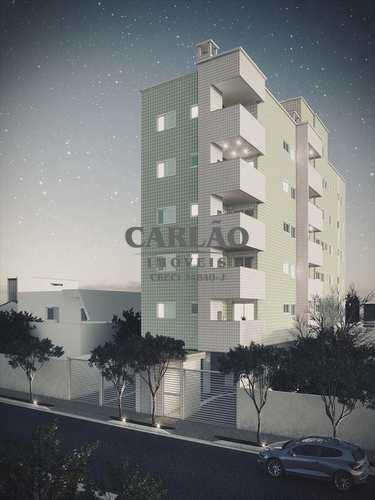 Apartamento, código 300801 em Mongaguá, bairro Balneário Flórida Mirim