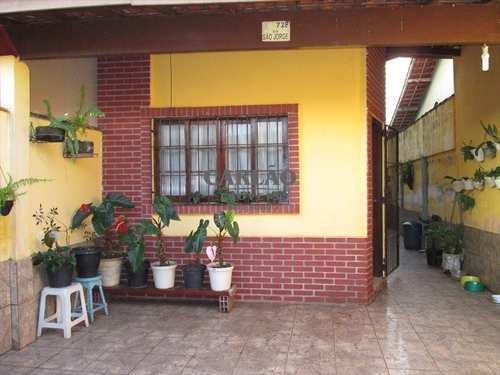 Casa, código 289201 em Mongaguá, bairro Agenor de Campos