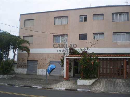 Apartamento, código 287201 em Mongaguá, bairro Balneário Itaóca