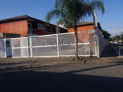 Sobrado, código 282501 em Itanhaém, bairro Jardim Suarão