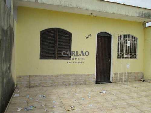 Casa, código 282101 em Mongaguá, bairro Vila Atlântica
