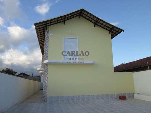 Sobrado, código 282201 em Mongaguá, bairro Balneário Flórida Mirim