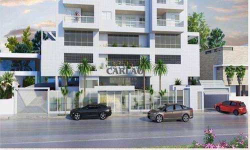Apartamento, código 281701 em Mongaguá, bairro Jardim Caiahu
