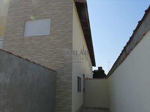 Sobrado, código 281601 em Mongaguá, bairro Pedreira