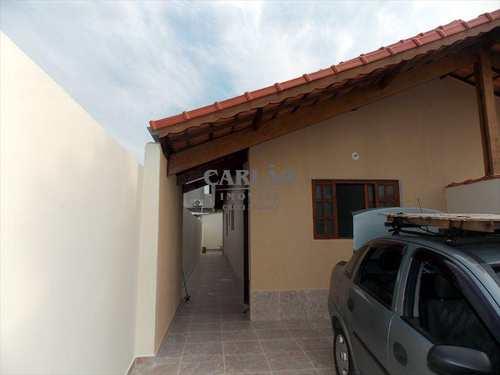Casa, código 275501 em Mongaguá, bairro Agenor de Campos