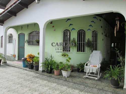Casa, código 275201 em Mongaguá, bairro Itaóca