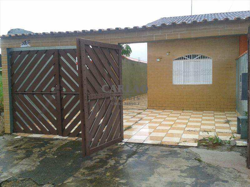 Casa em Mongaguá, bairro Samas