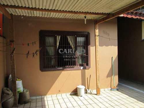 Casa, código 256001 em Mongaguá, bairro Jussara