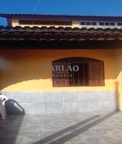Sobrado, código 239201 em Mongaguá, bairro Balneário Itaóca