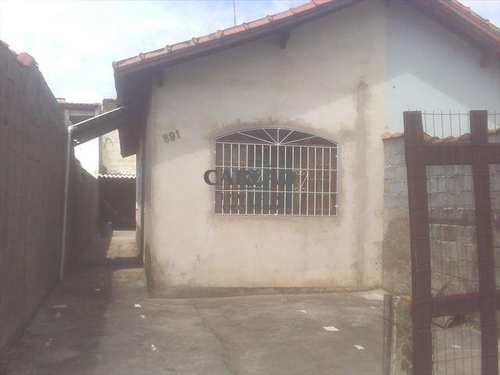 Casa, código 231901 em Mongaguá, bairro Balneário Itaóca