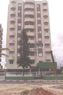 Apartamento, código 191801 em Mongaguá, bairro Vila Oceanopolis