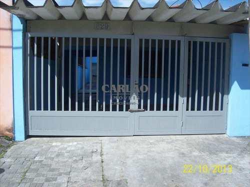 Casa, código 157401 em Mongaguá, bairro Balneário Jussara