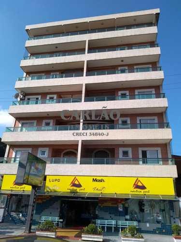 Apartamento, código 119500 em Mongaguá, bairro Centro