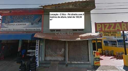Salão, código 88500 em Mongaguá, bairro Balneário Itaóca