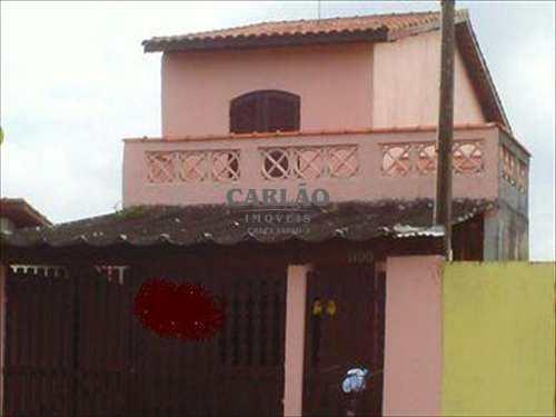 Sobrado, código 85103 em Mongaguá, bairro Jardim Santana