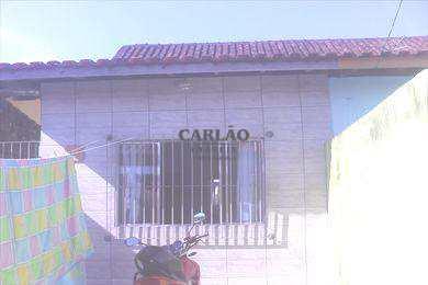 Casa, código 25706 em Mongaguá, bairro Balneário Itaguai