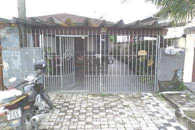 Casa, código 21906 em Mongaguá, bairro Balneário Flórida Mirim