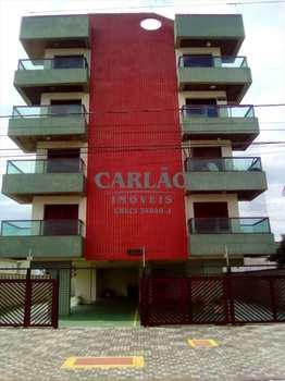 Apartamento, código 351904 em Mongaguá, bairro Centro