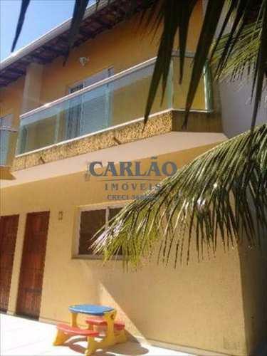 Sobrado de Condomínio, código 351911 em Mongaguá, bairro Vila Oceanopolis