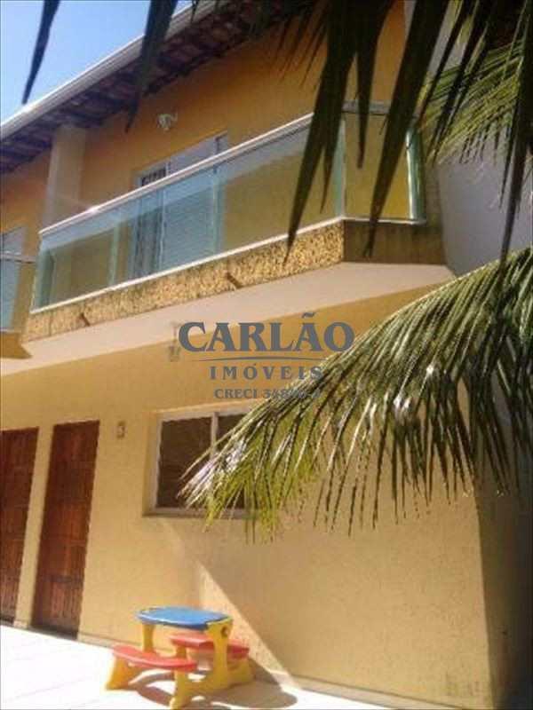 Sobrado de Condomínio em Mongaguá, no bairro Vila Oceanopolis
