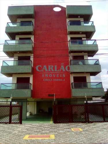Apartamento, código 351918 em Mongaguá, bairro Agenor de Campos