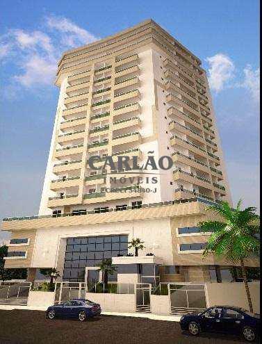 Apartamento, código 351926 em Praia Grande, bairro Caiçara