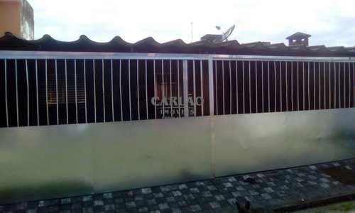 Casa, código 351935 em Mongaguá, bairro Balneário Itaguai