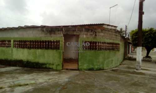 Casa, código 351936 em Mongaguá, bairro Itaóca