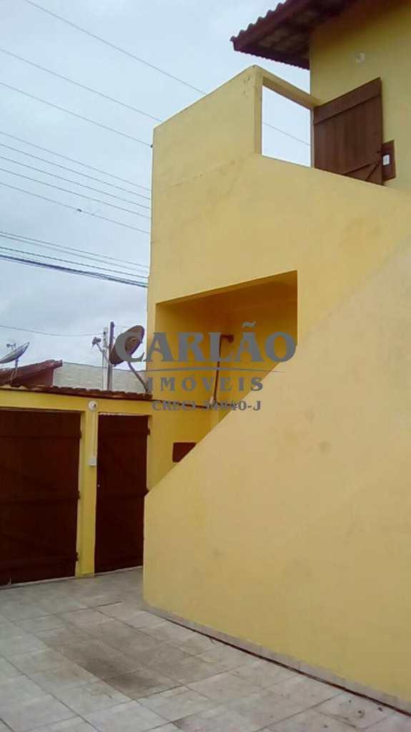 Apartamento em Mongaguá, bairro Itaóca