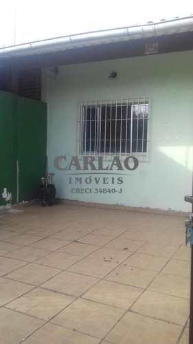 Casa, código 351943 em Mongaguá, bairro Centro