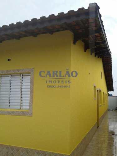 Casa, código 351945 em Mongaguá, bairro Agenor de Campos