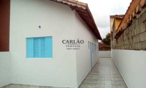 Casa, código 351957 em Mongaguá, bairro Balneário Santa Eugênia