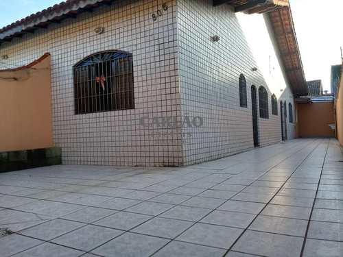 Casa, código 351962 em Mongaguá, bairro Agenor de Campos