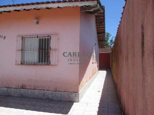 Casa, código 351964 em Mongaguá, bairro Balneário Itaóca
