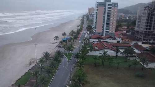 Apartamento, código 351975 em Praia Grande, bairro Solemar