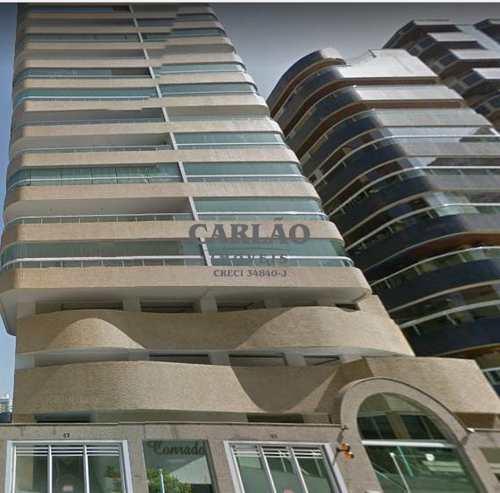 Apartamento, código 351978 em Praia Grande, bairro Guilhermina