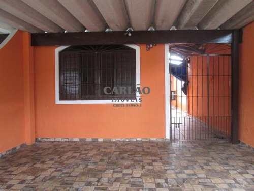 Casa, código 351981 em Mongaguá, bairro Itaóca