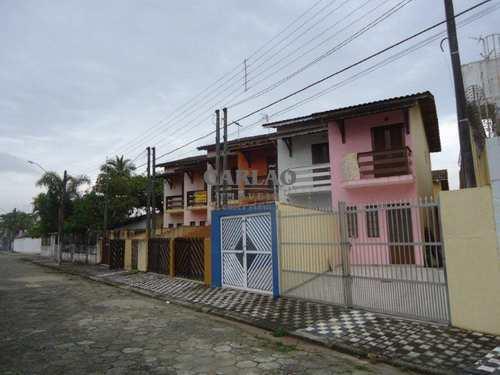 Sobrado, código 351983 em Mongaguá, bairro Vila Atlântica