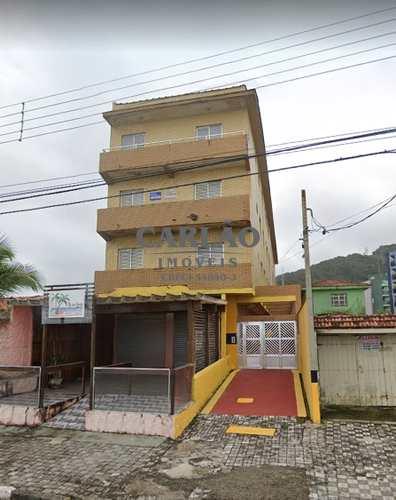 Apartamento, código 351986 em Mongaguá, bairro Vila Vera Cruz