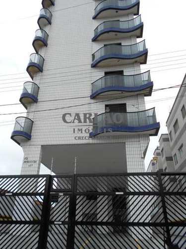 Apartamento, código 351998 em Mongaguá, bairro Balneário Santa Eugênia